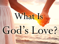 what is Gods love?